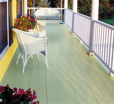 painted deck pictures