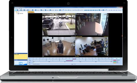 dvr home surveillance system infrared cameras iphone