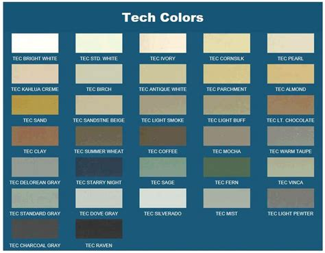 tec grout color chart pin tec grout colors on