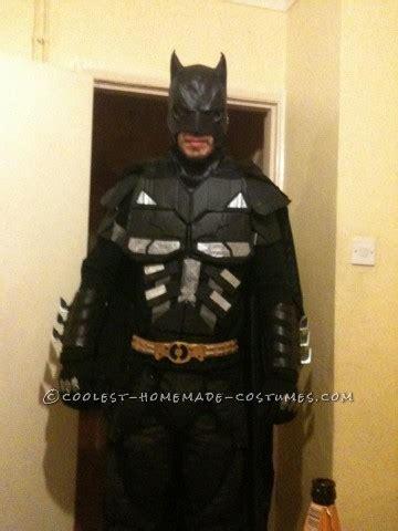 Handmade Batman Costume - 55 coolest diy batman and robin costumes for