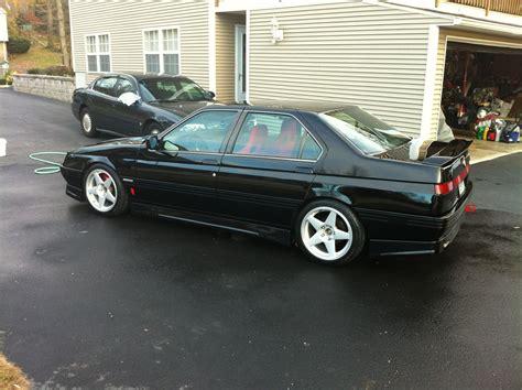 1991 Alfa Romeo 164 by Funkingonuts164s 1991 Alfa Romeo 164 Specs Photos