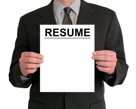 resume advice what s in a summary hallie