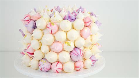 como decorar torta con merengue torta de merengues relleno dulce de leche crema y