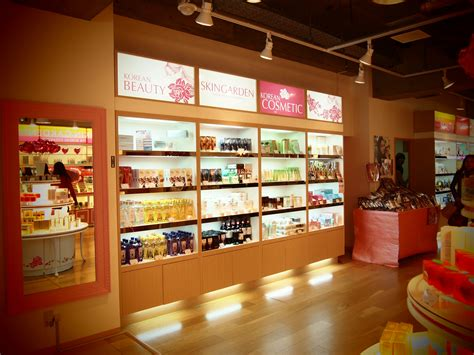 Lipstik Shop korean cosmetics concept store in shinjuku skin garden offers up to 50 discount for obon