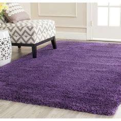 10x14 bedroom safavieh milan shag purple rug 8 6 x 12 overstock com