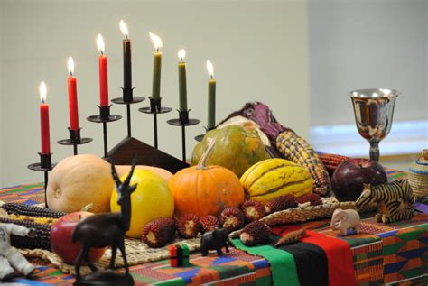 Kwanzaa Decorations by Happy Kwanzaa Celebrating Culture Family And Community