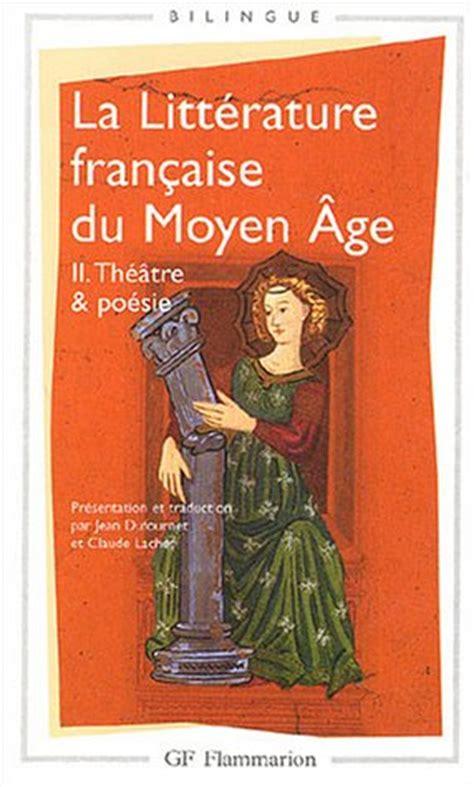 libro la tresse littrature franaise 97 libro introduction 224 la litt 233 rature fran 231 aise du moyen age di michel zink