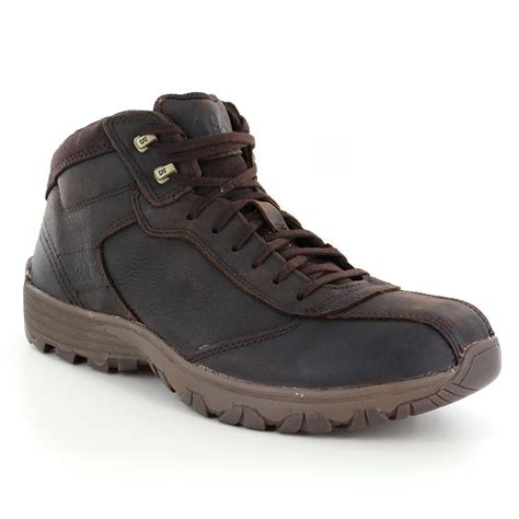 Caterpillar Low Boot caterpillar cat loop p720715 mens low leather boots