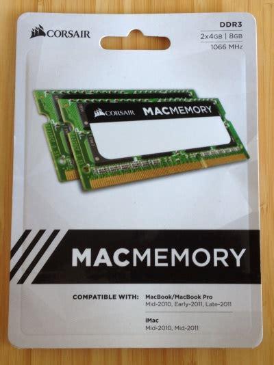 install ram macbook pro 2011 hardware macbook pro install slower memory than
