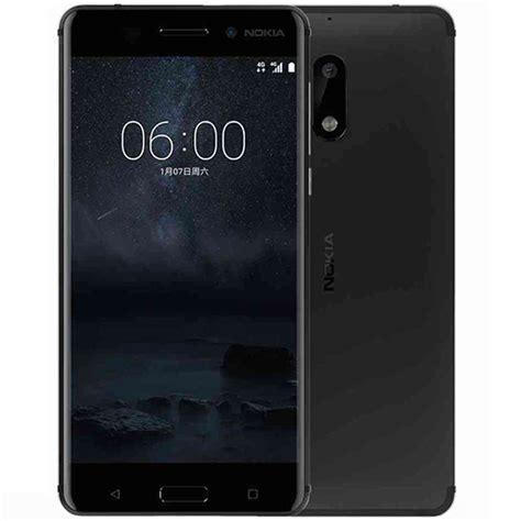 Nokia 6 32gb Black Matte by Nokia Refurbished Nokia 6 32gb Dual Sim 4g Lte