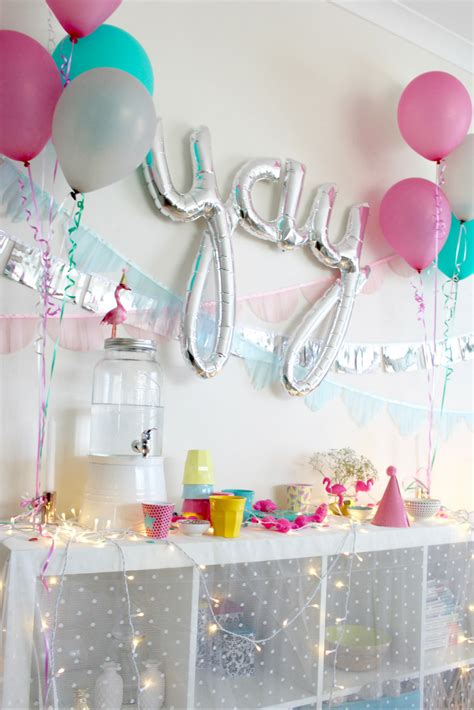 Birthday Decoration Ideas by Kid S Birthday Decorating Ideas Four Cheeky Monkeys