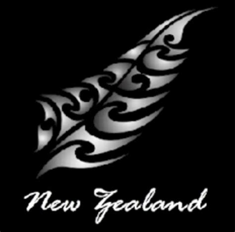 nz tattoo designs silver fern ideas for half sleeve silver fern