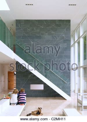 sugar cube house grand designs pease house bristol private house that apperaed on grand designs stock photo