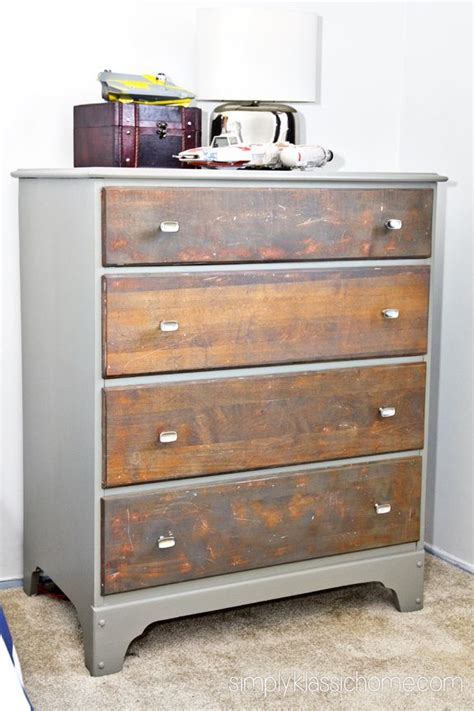 boys bedroom dresser best 25 two tone dresser ideas on pinterest two toned dresser two tone paint and stained dresser