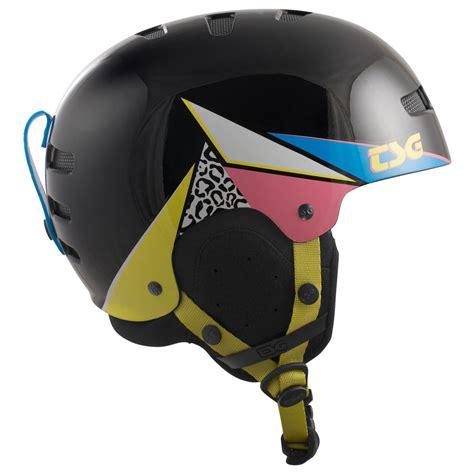 design ski helmet tsg gravity graphic design ski helmet free uk delivery