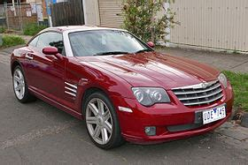 how do cars engines work 2006 chrysler crossfire roadster windshield wipe control chrysler crossfire wikipedia