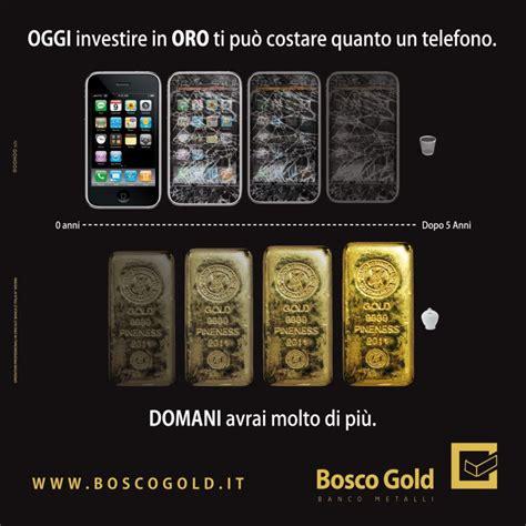 oro banca d italia bosco gold operatore professionale in oro autorizzato