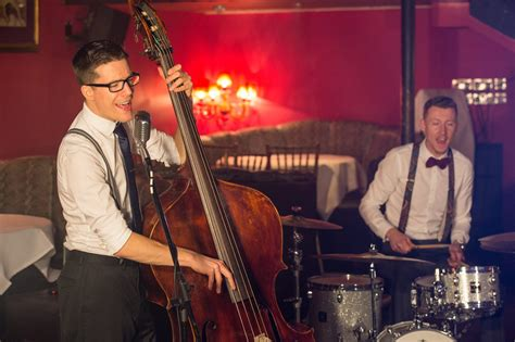 swing band vintage swing lads band hire jazz swing band