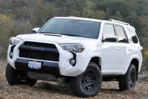 Four Runner Toyota 2016 Toyota 4runner Ny Daily News