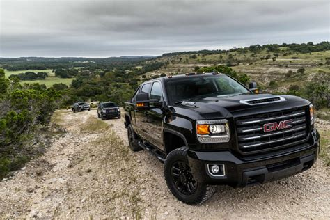 2017 Gmc Duramax Release Date by 2017 Gmc Hd All Terrain X Canadian Release Date
