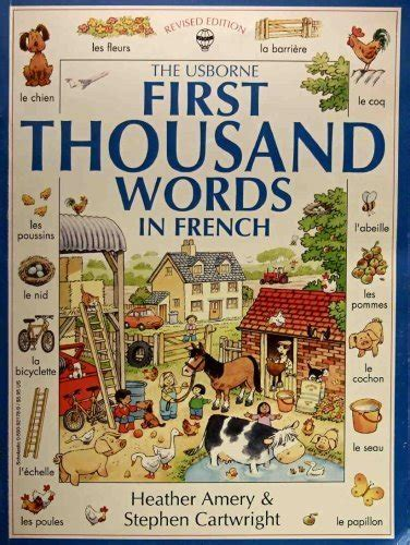 libro first 1000 words spanish libro first thousand words in spanish di heather amery