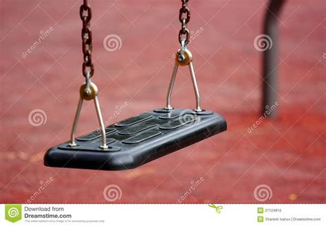 empty swing empty swing royalty free stock photography cartoondealer
