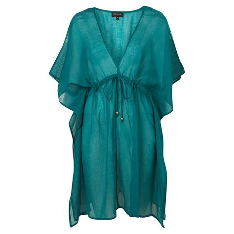 Kaftan Green topshop green coverup kaftan dress toppingyou