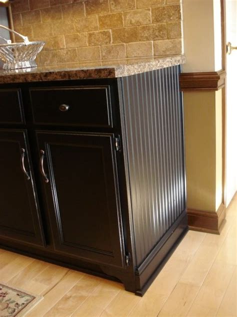 Wainscoting Kitchen Cabinets Pinterest The World S Catalog Of Ideas