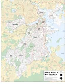 citywide maps boston planning development agency