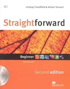 libro straightforward 2nd edition advanced straightforward beginner workbook pack wo k workbook workbook audio cd 2nd ed librer 237 a virgo