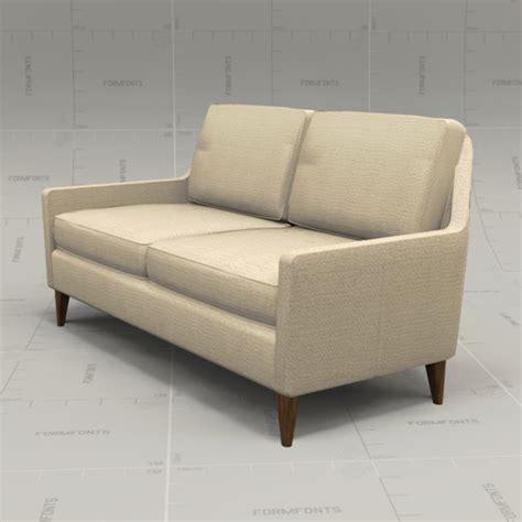 Everett Sofa by Everett Sofa Everett Modern Sofa With Adjule Headrests