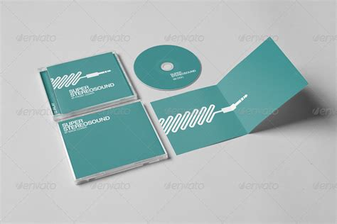 Elements Home Design Portfolio realistic cd jewel case mock up by yooken graphicriver