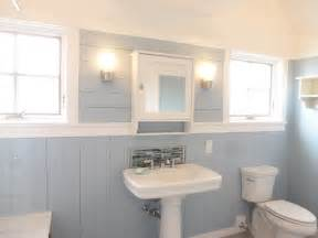 Tile Wainscot Connecticut Beach House New Construction Beach Style