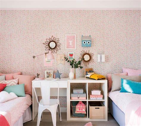 montaas en la cama 8498714435 habitacion infantil affordable habitacin infantil con cama block y con cabezal with habitacion