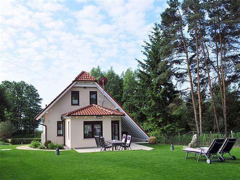 Haus Am See by Ferienhaus Luxus Haus Am See Fleesensee Meckenburgische