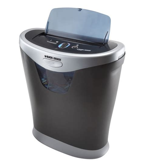 paper shredders reviews black decker cc1000 paper shredder review
