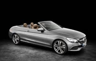 Audi A3 Interior Light Mercedes Unveils C Class Cabrio At The Geneva Motor Show