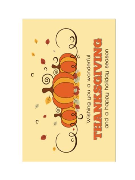 thanksgiving card templates thanksgiving card template 5 free templates in pdf word