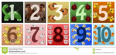 Pictures With Numbers