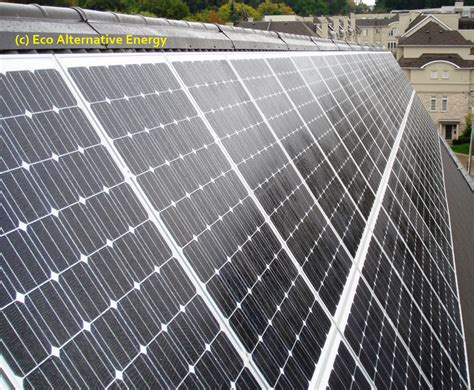 Solar Panel Curtains Which Solar Panel Type Is Best Monocrystalline Or Polycrystalline Eco Alternative Energy