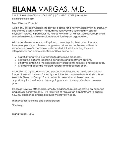 cover letter exles for doctors doctor cover letter exles healthcare cover letter