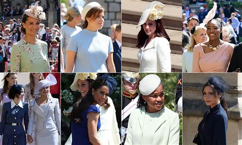 celebrity pics at royal wedding who was the best dressed celebrity and royal at the wedding