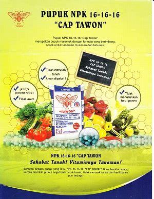 Pupuk Npk Mutiara Cap Tawon npk tawon kios pupuk distributor pupuk jual pupuk