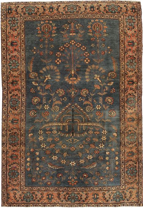 Antique Sarouk Farahan Persian Rug 44617 For Sale Antique Rugs For Sale