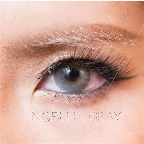Eye Softlens Grey softlens nobluk grey 14 5mm softlens murahsoftlens murah