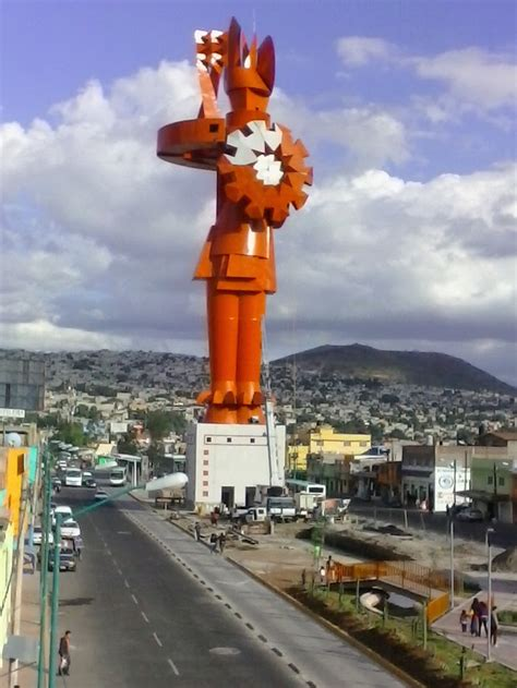 guerrero chimalli polemica escultura monumental de