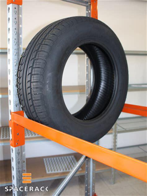 Tyre Shelf by Customised Racking Tyre Racking