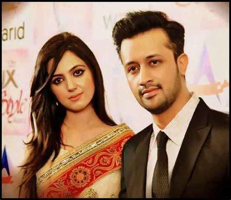 Atif Aslam Wife | atif aslam biography age dob height family profile