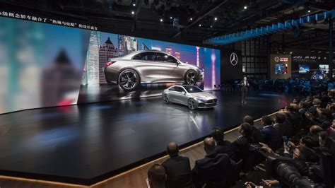 mercedes car lineup mercedes compact car lineup to feature two tier amg models
