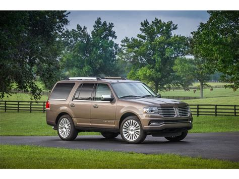 2015 lincoln navigator prices reviews and pictures u s